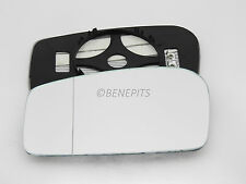 Wing Mirror Glass Peugeot 806 1994-2002 Wide Angle HEATED Left Side #G010