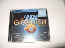 Die Hit - Giganten Deutsche Hits 2 CD  - FASTPOST CD NEW!
