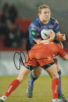 Wigan Warriors Hand Signed Gil Dudson Photo 12x8 2013 Rugby League 1.