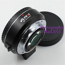 Viltrox Auto Focus Speed Booster Adapter Canon EF Lens to Sony NEX as Metabones
