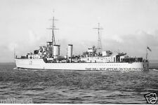 ROYAL NAVY TRIBAL CLASS DESTROYER HMS MOHAWK - BATTLE OF CAPE MATAPAN