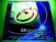 Ö3 GREATEST HITS 15 + LOVE SONG CD / HERBERT GRÖNEMEYER SEAL DIRE STRAITS ABBA