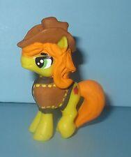 My Little Pony FIM Custom Apple Family Cousin Braeburn Blind Bag G4 OOAK MLP!