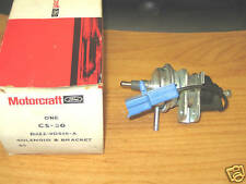 NOS 1979 Ford Mustang Lincoln Mercury 302 VV Carburetor Idle Stop Solenoid