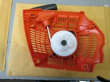 HUSQVARNA STARTER ASSY PART# 503608803 FITS 455 RANCHER,460 CHAINSAWS