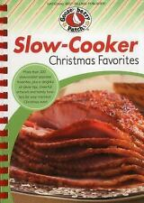 Slow-Cooker Christmas Favorites (Seasonal Cookbook Collection)-ExLibrary
