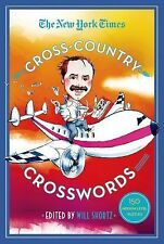Cross Country Crosswords : 150 Medium-Level Puzzles by The New York Times...