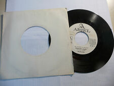 "THE BUMPERS"" SANCTUS-disco 45 giri ARIEL Italy 1967"" MESSA BEAT"