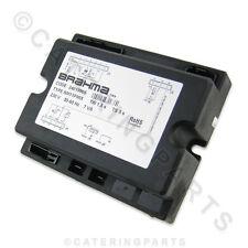 ZANOLLI elet0134 GAS PIZZA FORNO accensione unità / Ignitor Control BRAHMA sm11pmix