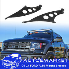 """For 04-14 4WD/2WD Ford F-150 Pickup 50"""" Straight Light Bar Roof Mount Bracket US"""