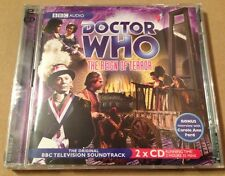 Doctor Who - The Reign of Terror BBC Soundtrack 2 x CDs William Hartnell