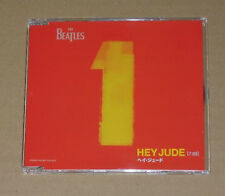 The Beatles Hey Jude Number One No 1 Japan Promo 1 Trk CD Single RARE