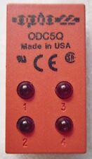 ODC5Q OPTO22 I/O MODULE RELAYS DC OUTPUT MODULE