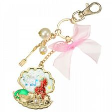 Disney STORE JAPAN key chain Party in the sea series Ariel