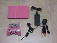 Playstation 2 Slim komplett mit 1 Controller rosa pink