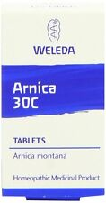 Weleda Arnica 30c 125 Tablets For Bruises