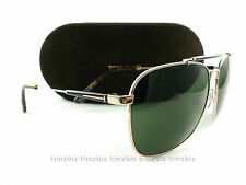New Tom Ford Sunglasses TF377 Edward 28R Gold Havana Aviator FT0377/S Authentic