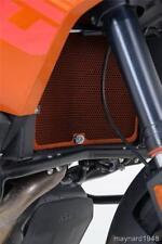 R&G ORANGE RADIATOR GUARD for KTM 1290 SUPER ADVENTURE, 2015 to 2016