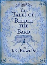 The Tales of Beedle the Bard J.K Rowling 2008 HC Harry Potter NEW Book Free Ship