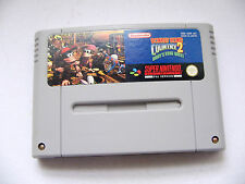 Donkey kong country 2 Super Nintendo Snes game D533