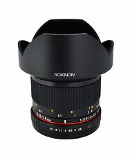 Rokinon 14mm F2.8 Super Wide Angle Lens for Canon EOS Digital SLR