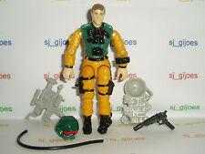 SCOOP 1989 G.I. JOE COBRA ACTION FORCE loose COMPLETE  lot