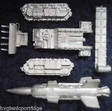 1998 Epic Imperial Guard Deathstrike Missile Launcher Citadel 6mm 40K Warhammer