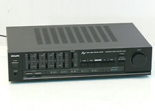 PHILIPS FA-564 ... AMPLIFICATEUR HIFI STEREO . 2 X 60 WATTS . TBE
