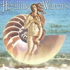 Healing Waters - Dean Evenson CD Soundings of the Planet NEW Sealed New Age Easy