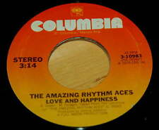 Amazing Rhythm Aces 45 Love And Happiness / Homestead In My Heart
