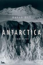 Antarctica: A Biography-ExLibrary