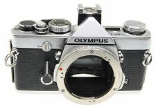 Olympus OM-1N 35mm SLR Film Camera Tested Fully Working with Good Meter