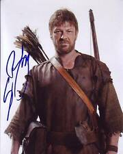 SEAN BEAN Signed Photo w/ Hologram COA