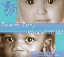 FREE US SH (int'l sh=$0-$3) NEW CD Kisor, David: Beautiful Baby Wonderful Child