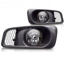 1999 2000 HONDA CIVIC FOG LAMP PAIR (Clear) - (Wiring Kit Included) LEFT & RIGHT