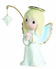 Precious Moments Mini Nativity Angel Figurine And They Followed The Star 111065