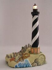 Goebel Hummel 'Cape Hatteras' Light UP Display Scape/Figurine Lighthouse COA-NIB