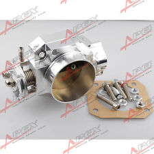70MM 70 MM BILLET THROTTLE BODY FOR HONDA CIVIC SI CRX INTEGRA GSR DIRECT FIT