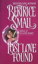 Lost Love Found by Bertrice Small (O'Malley Saga #5) (1991, Paperback) DD1073