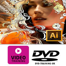 Adobe Illustrator CS6 – Professional Video Training Tutorial DVD + FREE E-Book