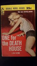 "Ace Double D-511, Flynn/McKnight, ""One for the death House/Drop Dead Please,"" VG"