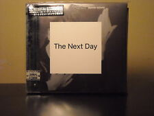 THE NEXT DAY (DAVID BOWIE) (DELUXE EDITION BLU-SPEC CD2) (4 EXTRA TRACKS JAPAN)