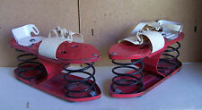 Bttf Spring Shoes Classic '50 / '60s Back To The Future Oop Super Rare Historic!