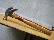 VOIGHTS PATENT NOV 4 1902 DOUBLE CLAW HAMMER Custom Rosewood Handle