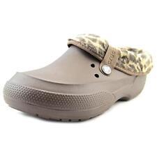 Crocs Blitzen II Women US 11 Gray Clogs EU 42