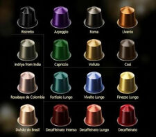 20 Nespresso Capsules SAMPLER SET of Coffee Selections Tasting Mix Variety Pack