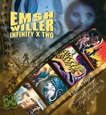 Emshwiller: Infinity x Two: The Life & Art of Ed & Carol Emshwiller-ExLibrary