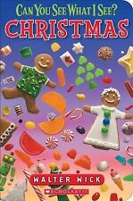 Can You See What I See? Christmas Board Book