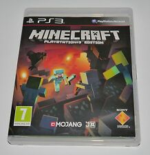 Minecraft Juego Para Sony PS3 Playstation 3