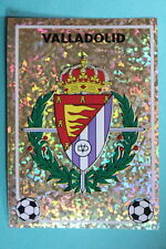 PANINI Liga 96/97 VALLADOLID BADGE MINT!!!